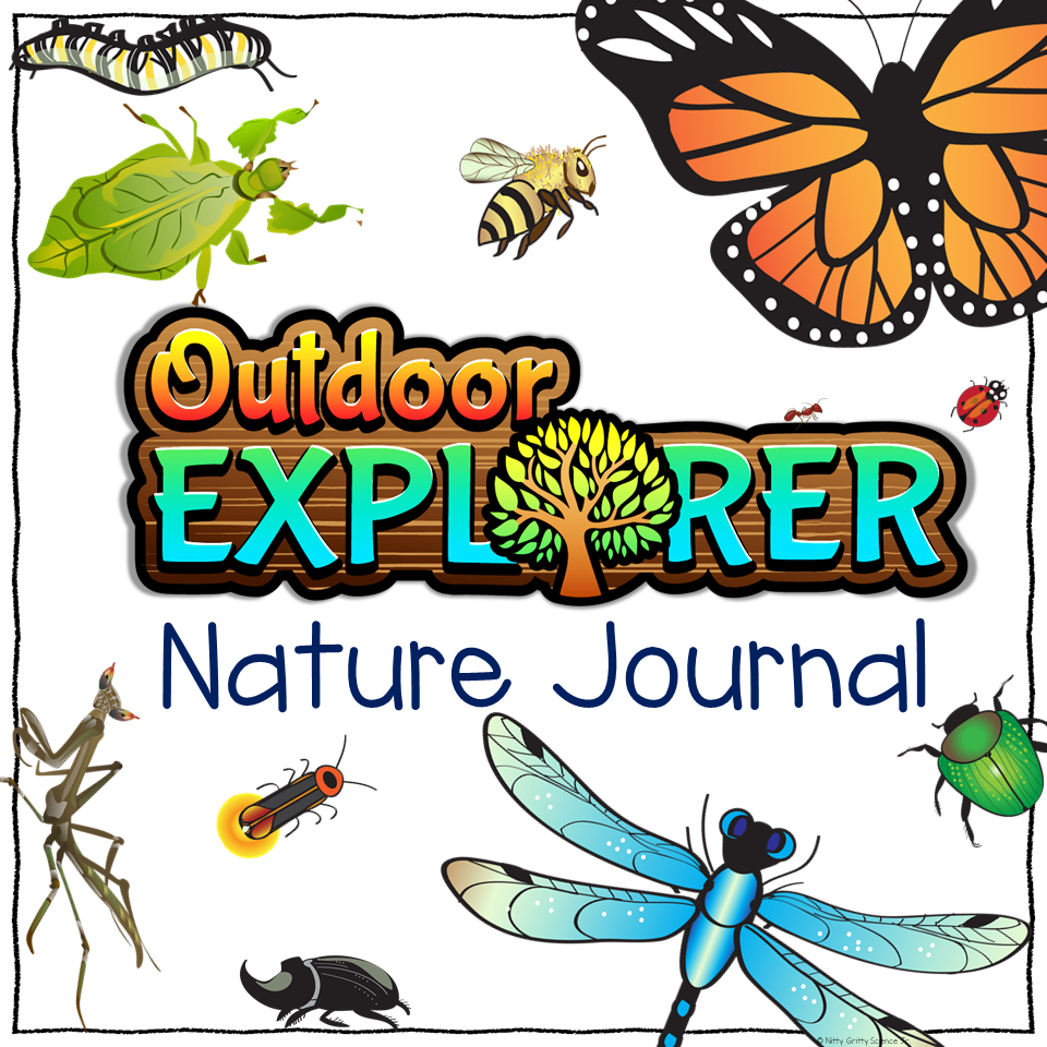 Slide1 - FREE Nature Journal from Nitty Gritty Science (for a limited time)