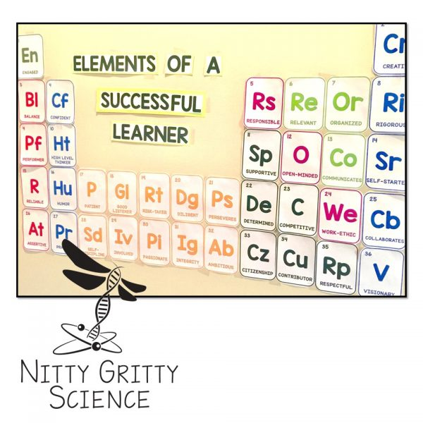 Slide3 4 600x600 - Elements of a Successful Learner - Science-themed Classroom Bulletin Board