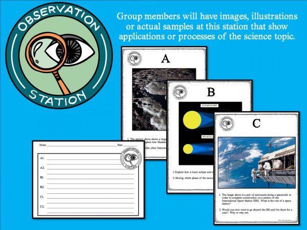 Slide6 4 600x450 - EARTH SCIENCE Demos, Labs & Science Stations BUNDLE