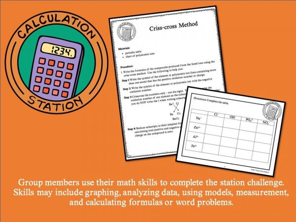 Slide9 3 600x450 - CHEMICAL BONDS AND EQUATIONS - Demos, Labs and Science Stations