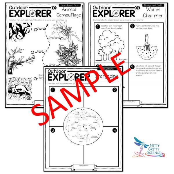 Summer Preview 2 600x600 - Outdoor Explorer - SUMMER Activities