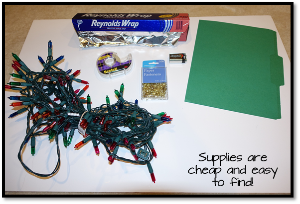 Supplies - STEM Activity: Holiday Light Circuits