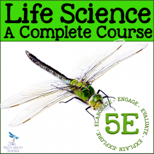 The Complete Course 300x300 - LIFE SCIENCE CURRICULUM - THE COMPLETE COURSE ~ 5 E Model