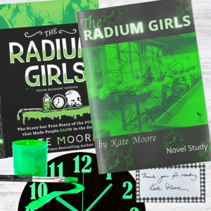The Radium Girls 300x300 - Radium Girls Novel Study