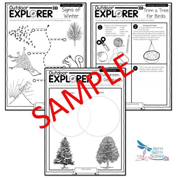 Winter Preview 2 600x600 - Outdoor Explorer - WINTER Activities