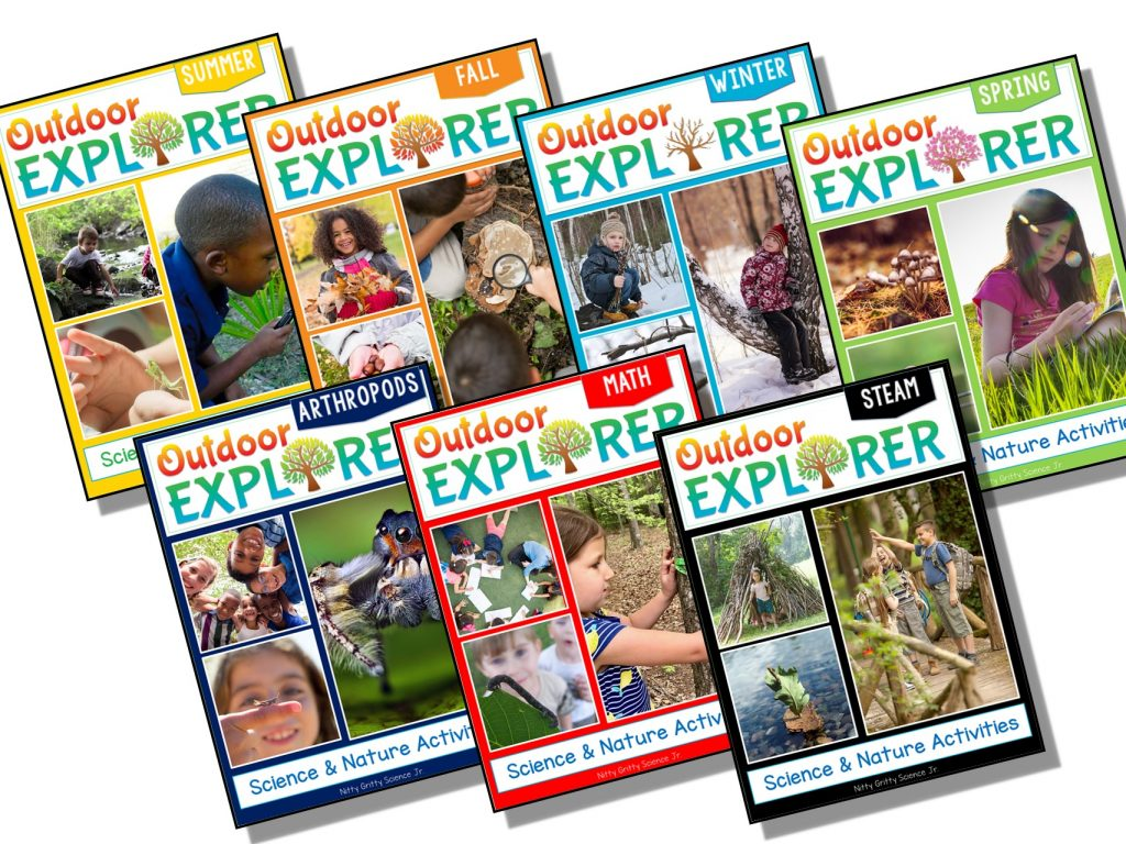blog image 1024x768 - Outdoor Explorer – Science and Nature Activities for Elementary Students