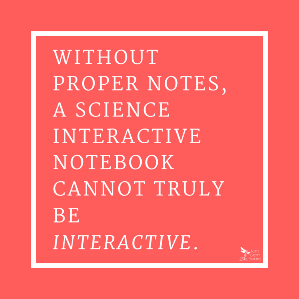 """blog quote 1024x1024 - Successfully putting the """"Interactive"""" in Science Interactive Notebooks"""