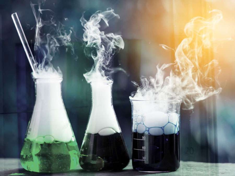 chemical reaction - Section 3: Chemical Reactions