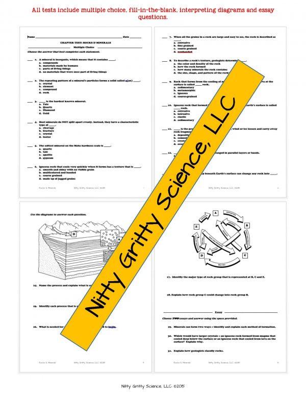 demoEarthSciencePowerPointsNotesChapterTestsBundleEDITABLE2199765.pdf Page 7 600x776 - Earth Science Curriculum: PowerPoints, Notes, Chapter Tests Bundle ~ EDITABLE