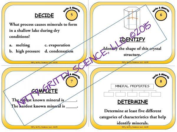demoEarthScienceTaskCardBUNDLE2093572 1 Page 03 600x450 - Earth Science Task Card BUNDLE