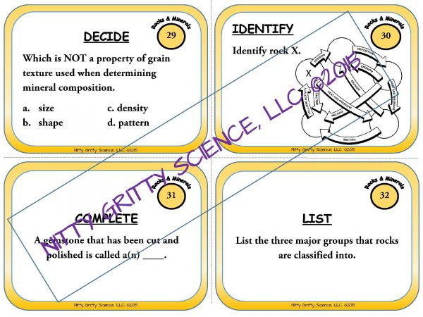 demoEarthScienceTaskCardBUNDLE2093572 1 Page 04 600x450 - Earth Science Task Card BUNDLE