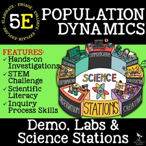demoPreviewPopulationDynamics Page 1 300x300 - POPULATION DYNAMICS - Life Science Demos, Labs and Science Stations