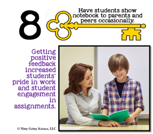 key 8a 300x264 - Keys to a Successful Science Interactive Notebook