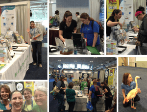 nsta conf collage 300x228 - Taking Nitty Gritty Science to Nashville!