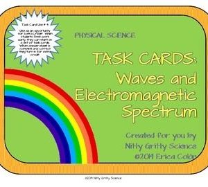 original 1156612 1 300x270 - Waves and Electromagnetic Spectrum: Physical Science Task Cards