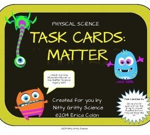 original 1192790 1 300x270 - Matter: Physical Science Task Cards
