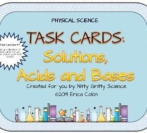 original 1242871 1 300x270 - Solutions, Acids and Bases: Physical Science Task Cards