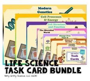 original 1634615 1 300x270 - Life Science Task Card BUNDLE