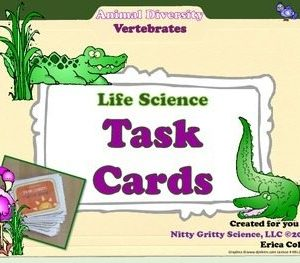 original 1703336 1 300x263 - Animal Diversity: Vertebrates - Life Science Task Cards