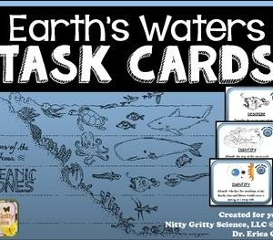 original 2203315 1 300x263 - Earth's Waters: Earth Science Task Cards