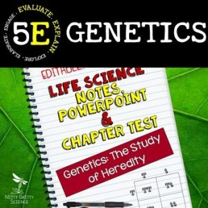 original 2350521 1 300x300 - Genetics - Study of Heredity: Life Science Notes, PowerPoint and Test ~ EDITABLE