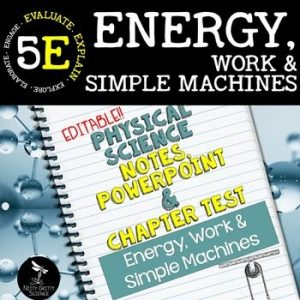 original 2443708 1 300x300 - Energy, Work & Simple Machines: PS Notes, PowerPoint and Test ~ EDITABLE
