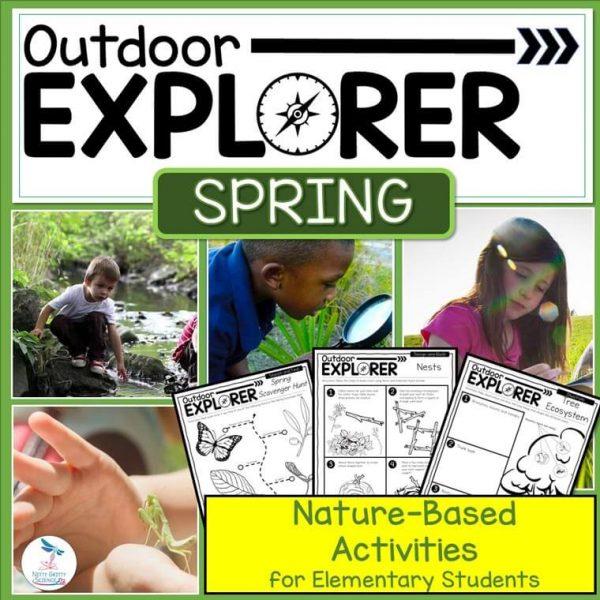 outdoor explorer spring activities featured image 600x600 - Outdoor Explorer - SPRING Activities