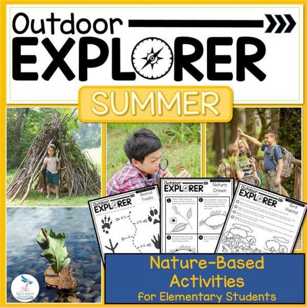 outdoor explorer summer activities featured image 600x600 - Outdoor Explorer - SUMMER Activities