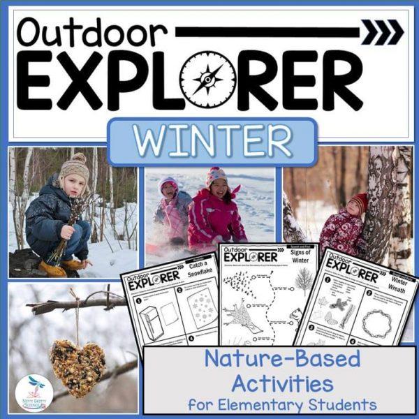 outdoor explorer winter activities featured image 600x600 - Outdoor Explorer - WINTER Activities