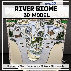 river biome model 3d model biome project featured image 300x300 - River Biome Model - 3D Model - Biome Project