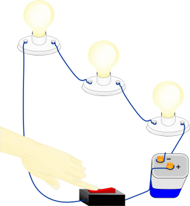 series circuit 277x300 - Section 3: Electrical Circuits