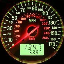 speedometer - Section 1: Describing Motion