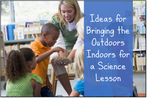 title page 300x201 - Ideas for Bringing the Outdoors Inside for a Science Lesson