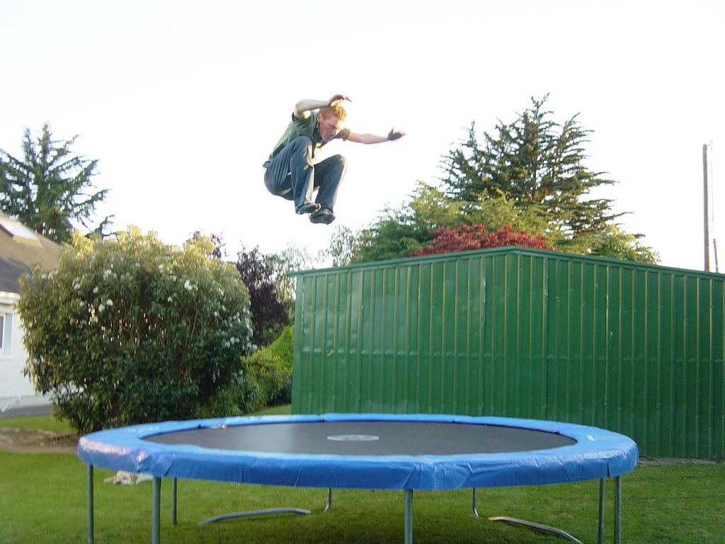 trampoline 1024x768 - Section 1: Nature of Energy