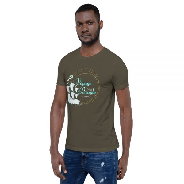unisex staple t shirt army left front 610d884283732 600x600 - Voyage of the Beagle