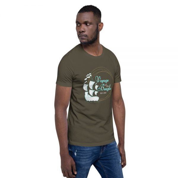 unisex staple t shirt army right front 610d884284505 600x600 - Voyage of the Beagle