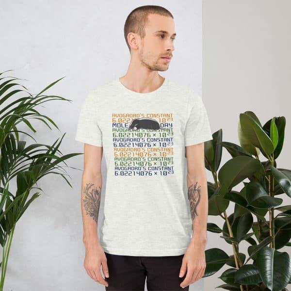 unisex staple t shirt ash front 610d6c7459b7a 600x600 - Mole Day