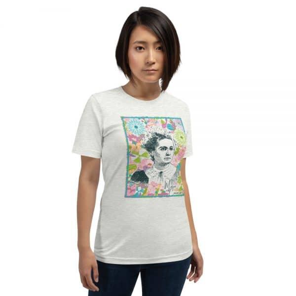 unisex staple t shirt ash front 610d78058326d 600x600 - Marie Curie