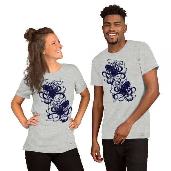 unisex staple t shirt athletic heather front 610d7d9f259fc 600x600 - Octopus vulgaris