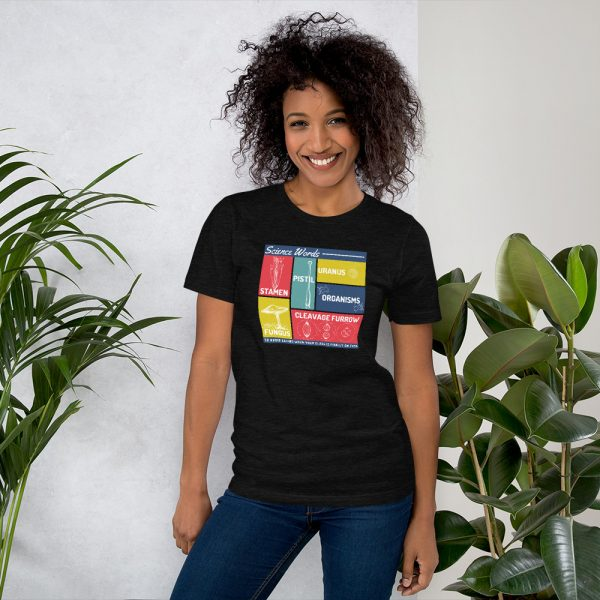 unisex staple t shirt black heather front 610d6f118012e 600x600 - Science Terms to Avoid