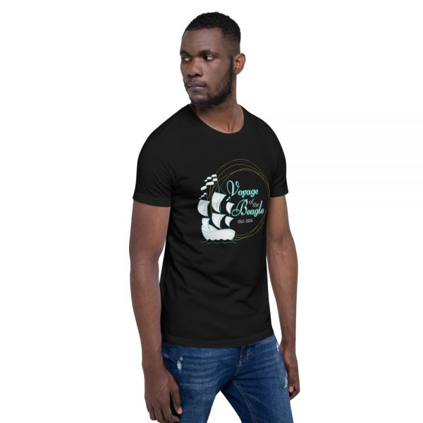 unisex staple t shirt black right front 610d88427c5ee 600x600 - Voyage of the Beagle