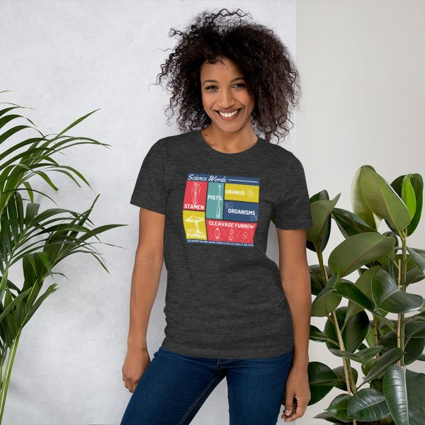 unisex staple t shirt dark grey heather front 610d6f118040f 600x600 - Science Terms to Avoid
