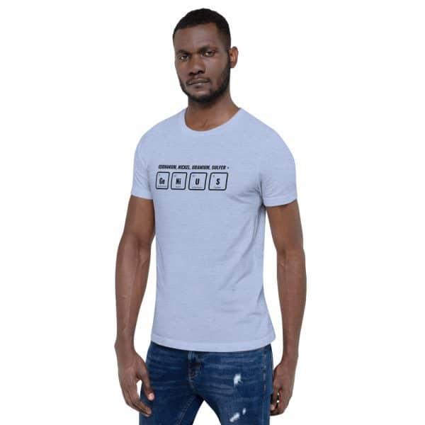 unisex staple t shirt heather blue left front 610d5ef53ddbc 600x600 - GeNiUS