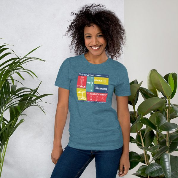 unisex staple t shirt heather deep teal front 610d6f1180947 600x600 - Science Terms to Avoid