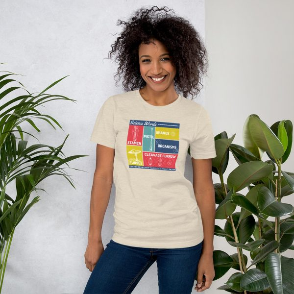 unisex staple t shirt heather dust front 610d6f118522f 600x600 - Science Terms to Avoid