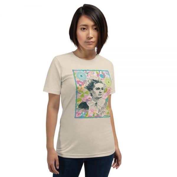 unisex staple t shirt heather dust front 610d780586787 600x600 - Marie Curie