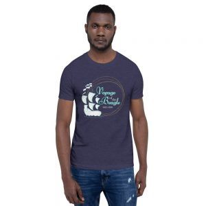unisex staple t shirt heather midnight navy front 610d88427a7d7 300x300 - Voyage of the Beagle