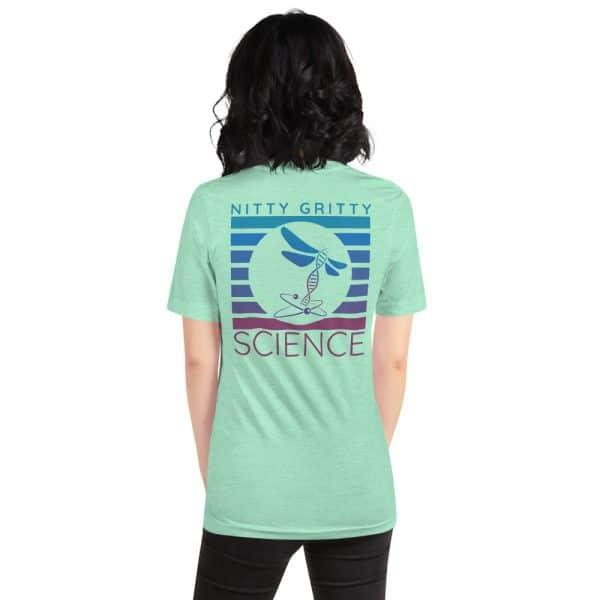 unisex staple t shirt heather mint back 610d65b23f74a 600x600 - NGS Circle Logo