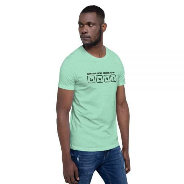 unisex staple t shirt heather mint right front 610d5ef5500b9 600x600 - GeNiUS