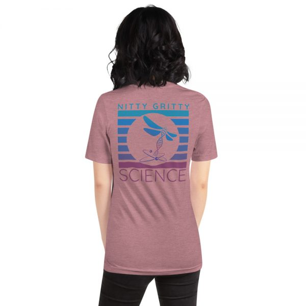 unisex staple t shirt heather orchid back 610d65b2315ad 600x600 - NGS Circle Logo